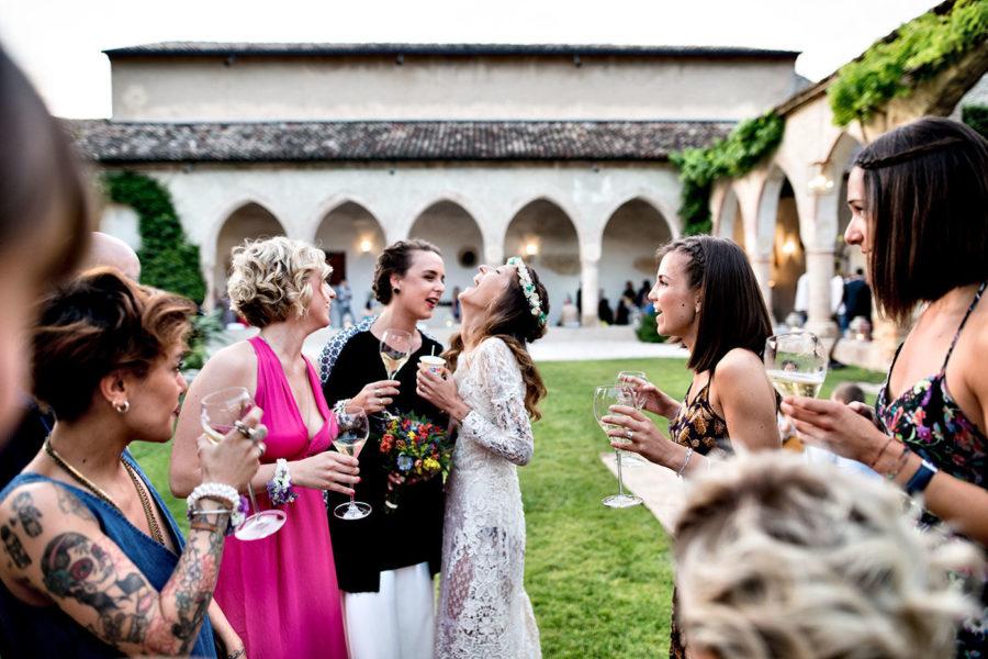 festa matrimonio convento dell'annunciata servizio fotografico spontaneo e naturale preventivo reportage