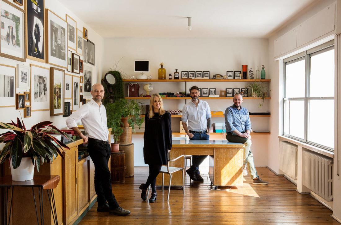 Gilberti Ricca Limen Studio